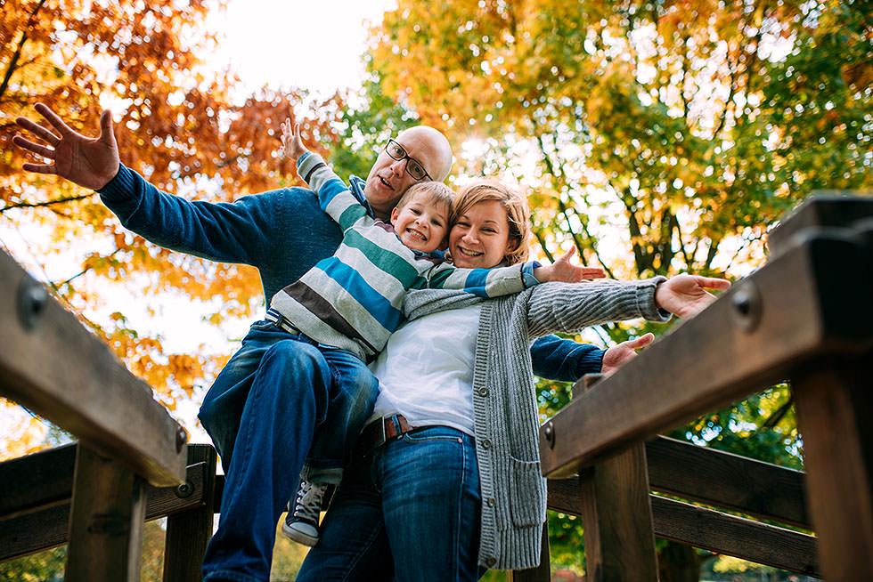 Familienfotos Luisenpark Mannheim