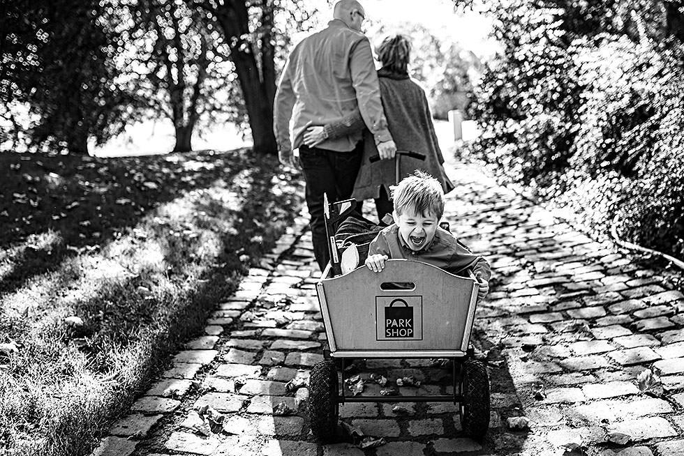 Familienbilder Luisenpark Mannheim